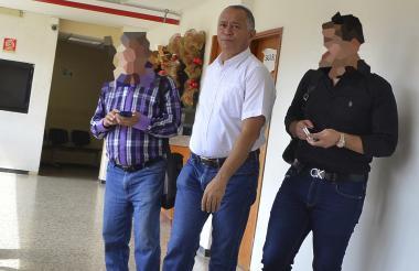 Fredys Socarrás, exalcalde de Valledupar.
