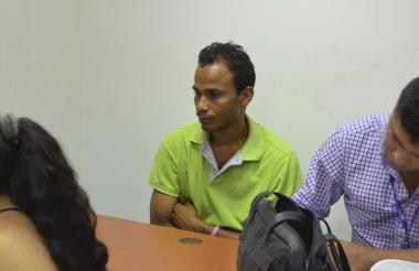 Presunto violador capturado por las autoridades.
