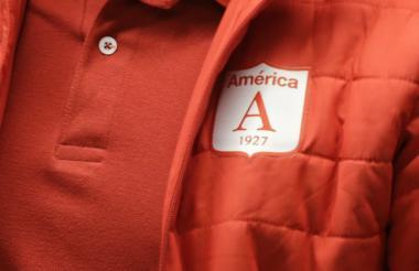Así luce el nuevo escudo del América