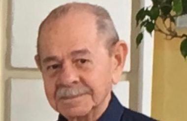 Armando De Hart, médico y psiquiatra barranquillero.
