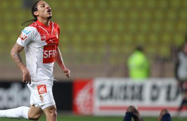 Juan Pablo Pino llegó con 19 años al AS Mónaco, pero su aventura no fue como lo soñó. El cartagenero, ya con 31 años de edad, se encuentra en el Cúcuta Deportivo.