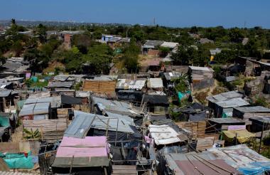 En Villa Robledo las casas no cuentan con servicios públicos legales.