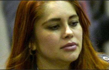 Lucero Guadalupe Sánchez, examante del Chapo Guzmán.