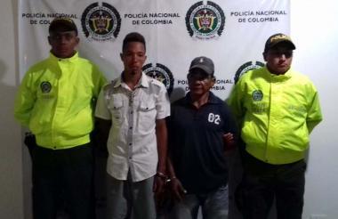 Luis Antonio Anaya Martínez y Luis Alberto Cabrera Palacín fueron capturados por ser los presuntos desmembradores de Antonio Abel Ávila Cabrera.