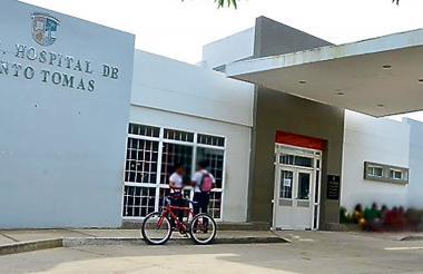 Hospital de Santo Tomás.