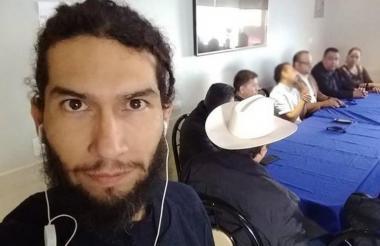 Rafael Murúa, periodista asesinado.