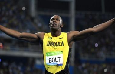 Usain Bolt, atleta jamaiquino.