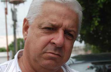 Hernán Araujo, gerente Fondo Ganadero.