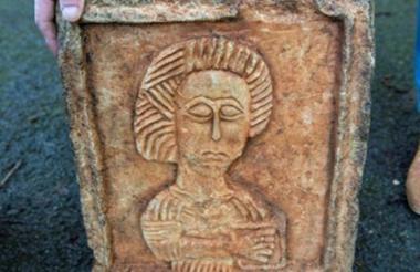 Las piedras era obras de arte de la religión.