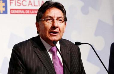 El fiscal Néstor Humberto Martínez aseguró que usarán material audiovisual.