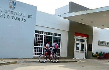 Ever Rafael Sarmiento Maldonado ingresó al Hospital de Santo Tomás sin signos vitales.