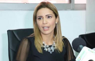 Isaura Hernández.