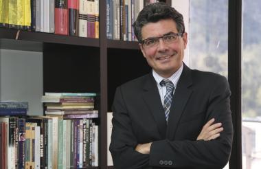 Alejandro Gaviria ejerció como ministro de Salud durante el Gobierno de Juan Manuel Santos.