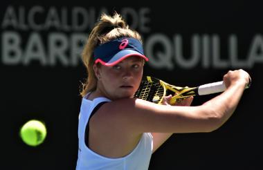 La estadounidense Alexa Noel, siembra número uno del torneo, es la principal favorita para imponerse en el Mundial.