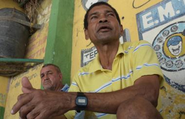 Marcelo Méndez tuvo que ir al psiquiatra al ver las terribles escenas del atentado.