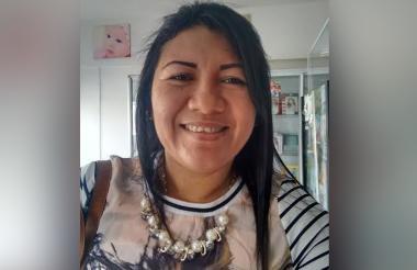 Débora Barros, lideresa de la etnia wayuu.