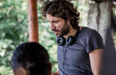 Alejandro Landes, director del filme 'Monos'.
