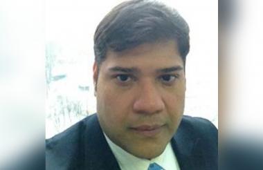 Ronald Alexander Ramírez Mendoza.