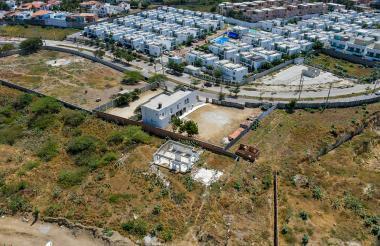 Por esta zona pasará un tramo de la Circunvalar de la Prosperidad en Villa Campestre.