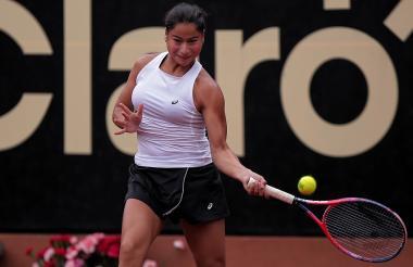 La barranquillera María Fernanda Herazo estará encarando la Fed Cup.
