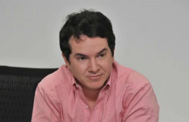 Miguel Vergara, nuevo gerente de Camacol Atlántico.
