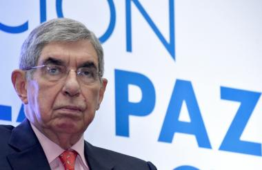 Óscar Arias fue presidente de Costa Rica en dos oportunidades, 1986-1990 y 2006-2010.