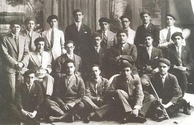 A la 'Generación del 28' pertenecieron Raúl Leoni y Rómulo Betancourt durante su exilio en Barranquilla.