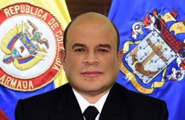 Juan Herrera Leal, gobernador de San Andrés.
