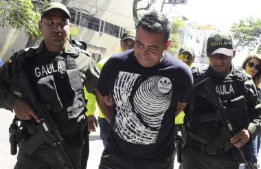 Tomás Manuel Maldonado Cera fue capturado en el barrio Bellarena por su relación con el feminicidio.