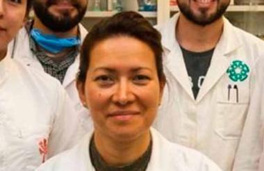 La científica Eva Ramón Gallegos.