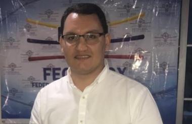 Ricardo Castillo fue exaltado por Fecolbox como el mejor comisionado en 2018.