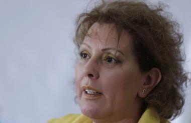 Lucy Bermúdez, presidenta del Consejo de Estado.