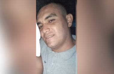 William Alberto Patiño Miranda,victima.