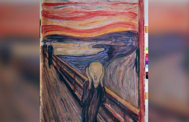'El grito', obra de Edvard Munch (1893).