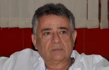Édgar Martínez Romero, gobernador de Sucre.