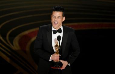 Rami Malek, Oscar a mejor actor.