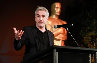 "Alfonso Cuarón, director de ""Roma""."