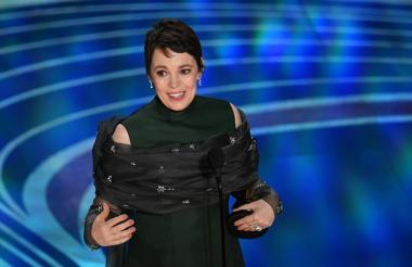OIivia Colman, mejor actriz.