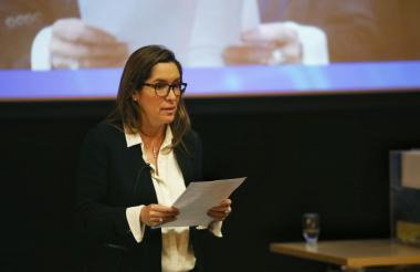 María F. Suárez, minminas.