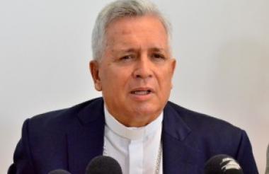 Monseñor Darío Monsalve, arzobispo de Cali.