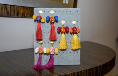 Diseños de bisutería  de Grass accesorios.