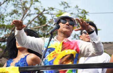 El soledeño Checo Acosta ha ganado 17 Congos de Oro en el Festival de Orquestas, uno menos que el Joe Arroyo.