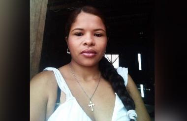 Sandra Romero González, víctima.