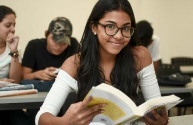 María CarolinaViloria hace parte del 52% de mujeres que se han matriculado en una carrera universitaria.
