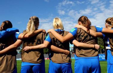 La Fifa impulsa con fuerza el fútbol femenino.