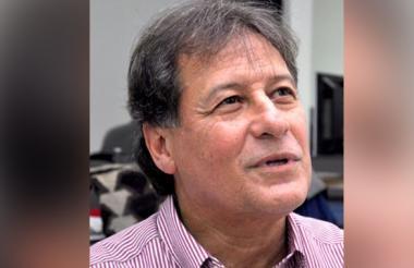 Enrique Vengoechea, director de Indeportes Atlántico.
