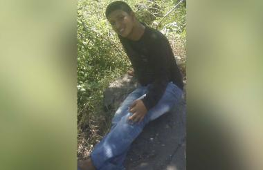 Rodolfo José Pinzón Castro, asesinado.
