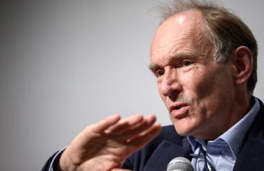 El inventor de la Web, Tim Berners-Lee, hizo una petición para que los usuarios puedan controlar sus datos, en el marco de los 30 años desde la creación de esta red informática mundial.