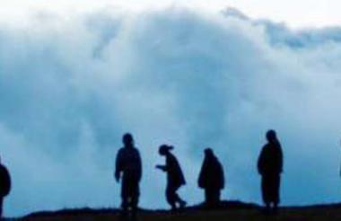 Imagen del filme 'Monos', de Alejandro Landes.