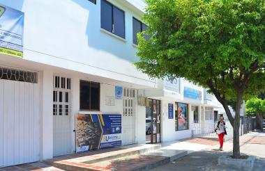 La nueva oficina está ahora, desde el 6 de marzo, en el barrio Alfonso López.